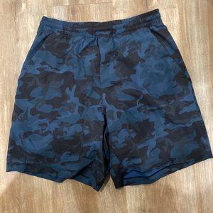 Lululemon Men Shorts Linerless 7
